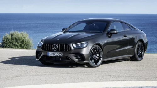 2021 Mercedes-Benz E-Class Coupe & Cabriolet bring out AMG E53 to play