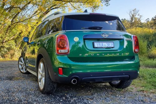 Five things we love about the MINI Countryman PHEV
