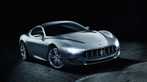 Next Maserati GranTurismo Coming in 2022 with Hybrid or Electric Powertrain