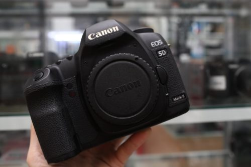 I Miss the Canon 5D Mk II: An Ode to Canon's Most Perfect DSLR