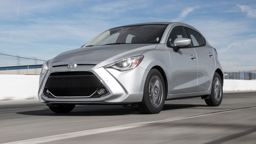 2020 Toyota Yaris XLE Hatchback Review: Adorable, Affordable