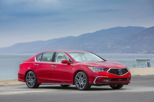 Acura Is Killing the RLX