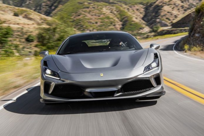 2020 Ferrari F8 Tributo Demands Driver Involvement