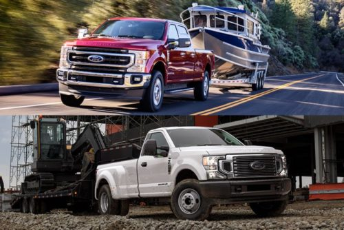 2020 Ford F-250 vs. 2020 Ford F-350: What's the Difference?