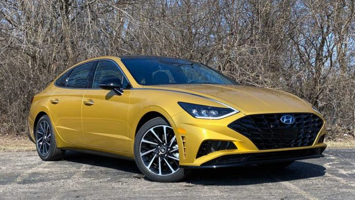 2020 Hyundai Sonata SEL Plus Review: Resurgent