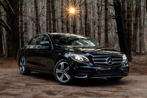 2020 Mercedes E350 Blends Entry-Level and E-Class