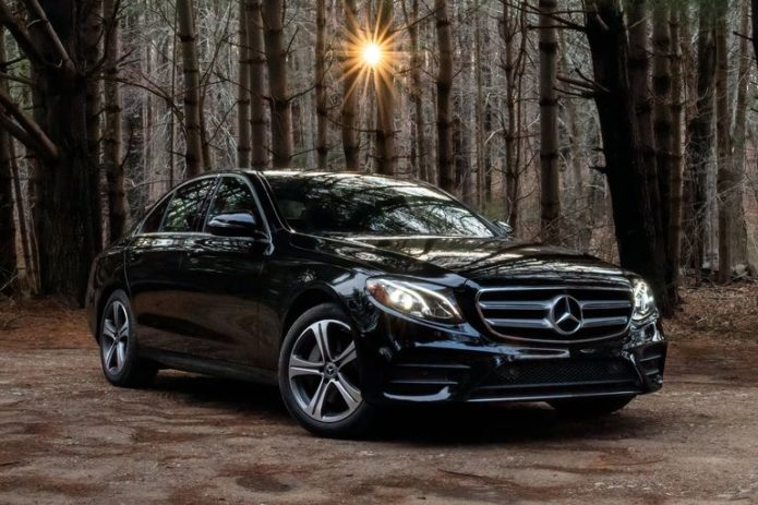 2020 Mercedes E350 Blends Entry-Level and E-Class