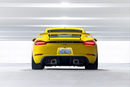 Tested: 2020 Porsche 718 Cayman GT4