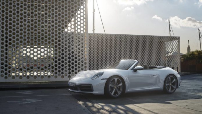 Porsche has good news and bad for 911 fans
