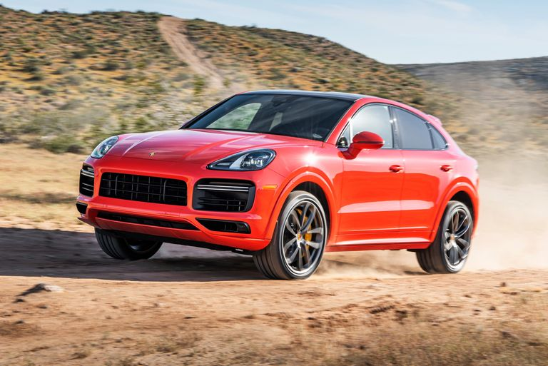 2020 Porsche Cayenne Turbo Coupe: A Fire-Breathing SUV with Fashion Sense