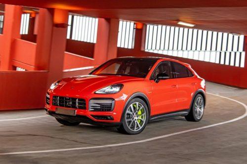 2020 Porsche Cayenne Turbo S E-Hybrid Coupe: Raises Questions, Raises Hell