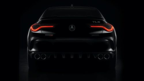 2021 Acura TLX reveal set: New TLX Type S with turbo V6 confirmed