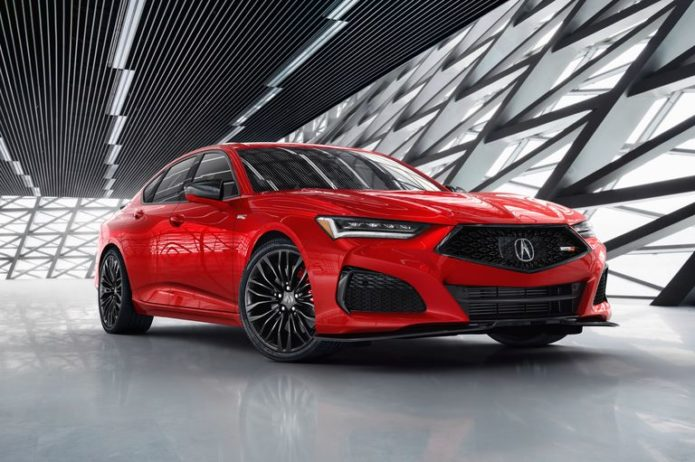 2021 Acura TLX Sports Sedan Is a Welcome Return to Form