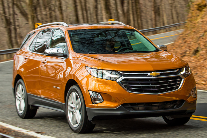 2021 Chevrolet Equinox Review