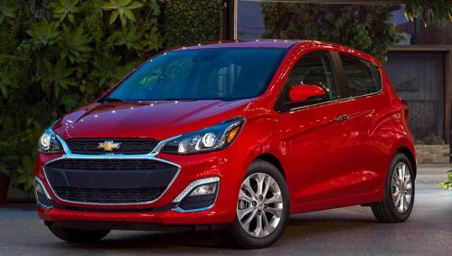 2021 Chevrolet Spark Review