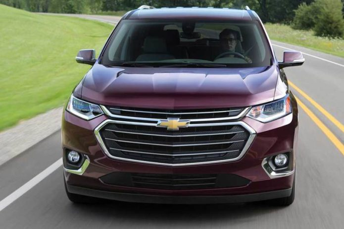 2021 Chevrolet Traverse Review
