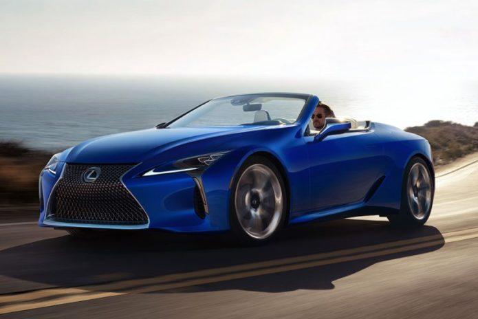 2021 Lexus LC Review