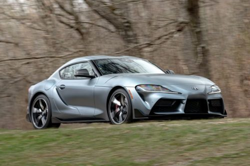 One Year in, the 2021 Toyota Supra Adds Power, Chassis Tweaks, and a New Special Edition