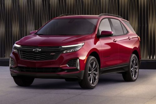 2022 Chevrolet Equinox Review