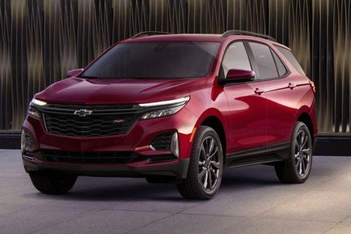 2022 Chevrolet Equinox Review
