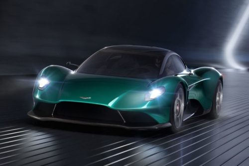 Aston Martin's Next Vanquish Will Be a 700-HP Mid-Engine Supercar