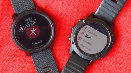 Polar Grit X v Garmin Fenix 6: Big name outdoor watches compared
