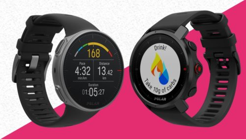 Polar Grit X vs Vantage V: Performance sports watches compared
