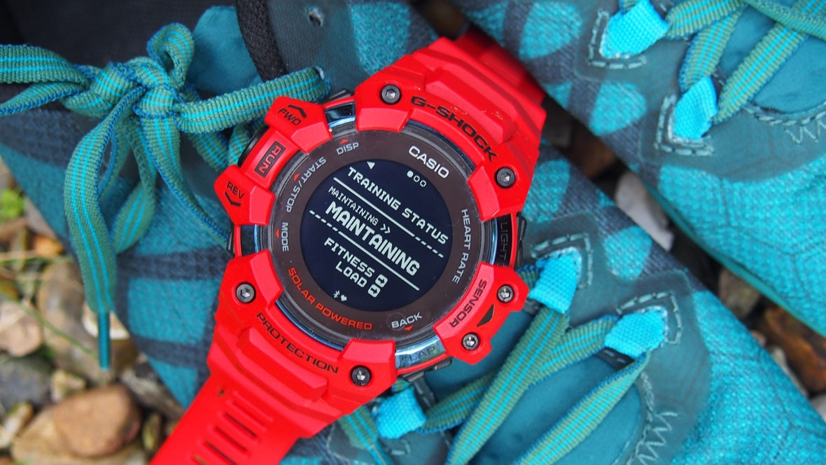 Casio G-Shock Move GBD-H1000 review