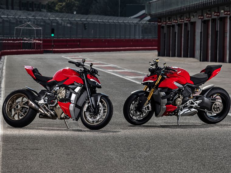 2020 Ducati Streetfighter V4S Review – First Ride