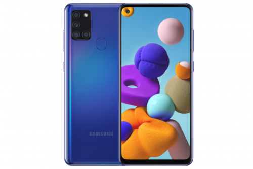 Samsung Galaxy A21s announced as cheap alternative to the Galaxy S20