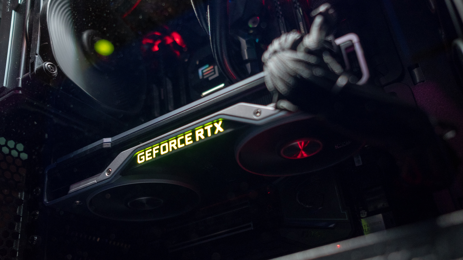 Nvidia GeForce RTX 3000 graphics cards could make 4K graphics the norm for PC gaming