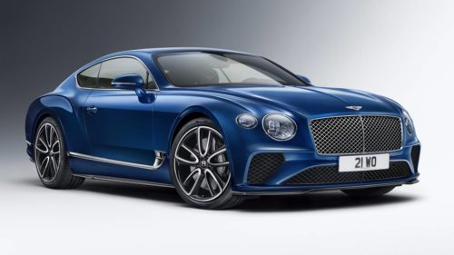 Bentley Styling Specification adds lots of carbon fiber options