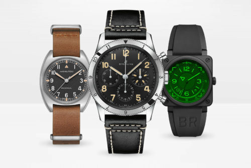 The 20 Best Pilot's Watches Available Right Now