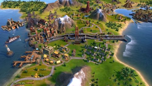 Civilization 6 Frontier Pass – huge new update adds new civs, game modes and more