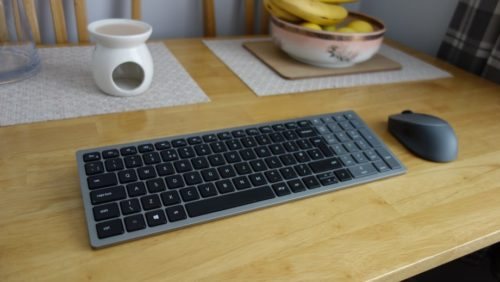 Dell Multi-Device Wireless Keyboard and Mouse Review
