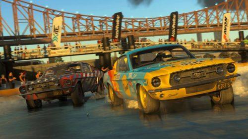 Dirt 5 looks amazing on Xbox Series X