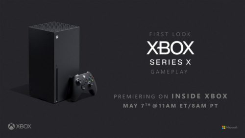 Xbox Series X Showcase to reveal next-gen games, footage and more next week