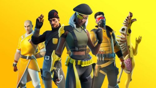 Fortnite is coming to PS5 and Xbox Series X at launch