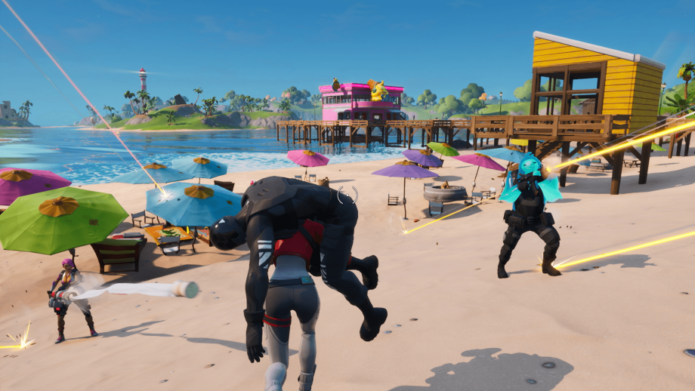 Fortnite debuts Christopher Nolan film trailer and plans screenings for the future