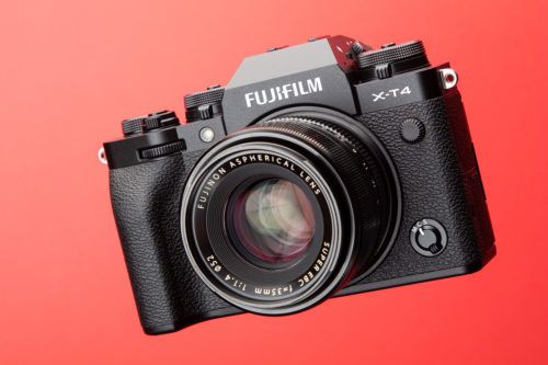 The Fujifilm X-T4 is now the best APS-C camera you can buy – here's why