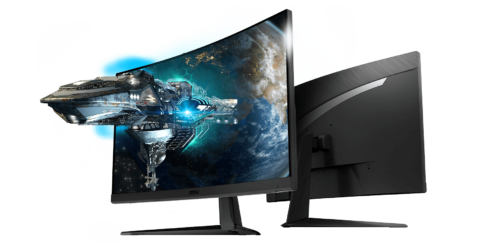 MSI Optix G27C5 – Revamped 165Hz Curved Optix Gaming Monitor