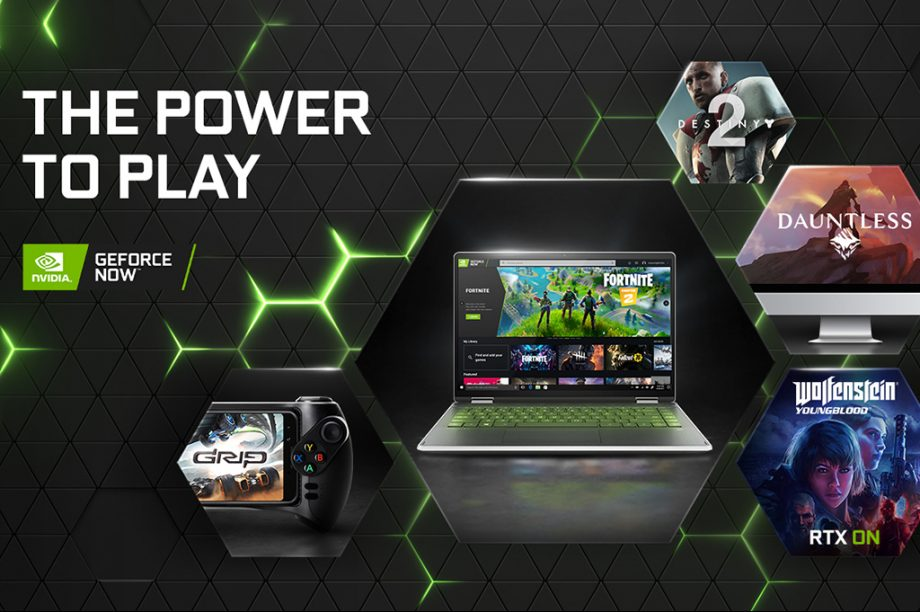 Nvidia GeForce Now games, price, features and specs