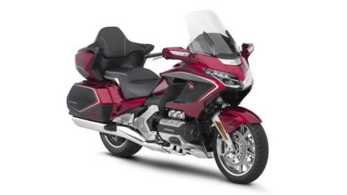 2018 Honda Gold Wing motorcycles are getting an Android Auto update