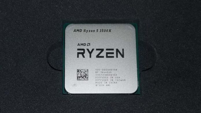 AMD Ryzen 5 3500X Review: China Gets a CPU Exclusive