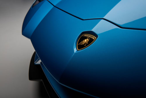 What's This Mysterious New Lamborghini Debuting Next Week?