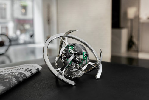 No, You Don't Need a $10,000 Desk Clock. But Then Again, Maybe You Do
