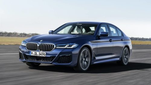 2021 BMW 5 Series Review