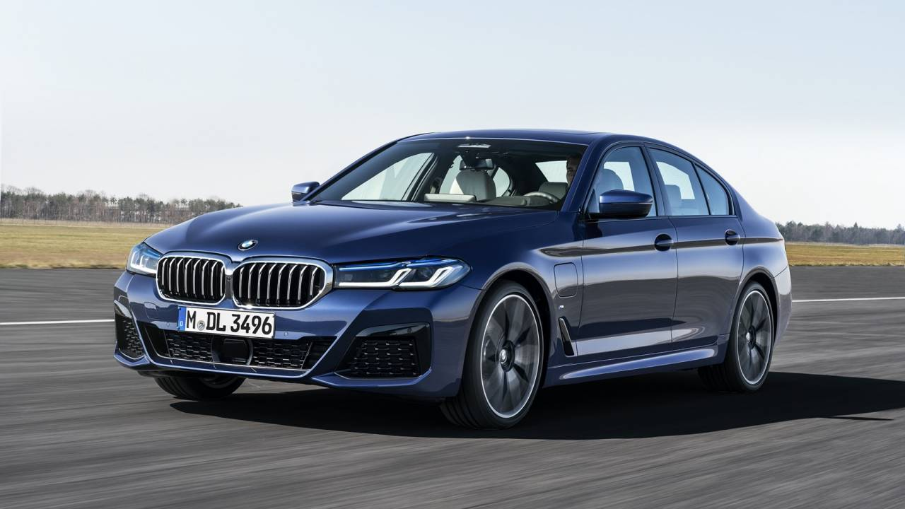 2021 BMW 5 Series official: 523hp M550i and two plug-in hybrids