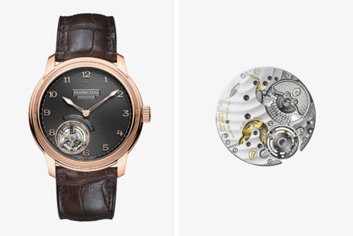 Parmigiani Fleurier Just Released an Incredibly Thin, Automatic Tourbillon Watch