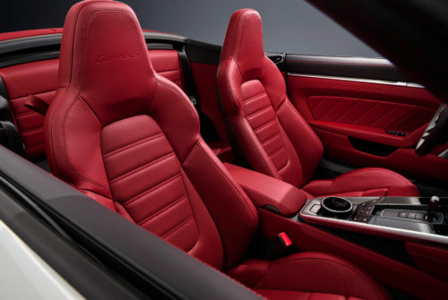The Porsche 911's Sexy New Retro-Inspired Interior Makes It Even Better